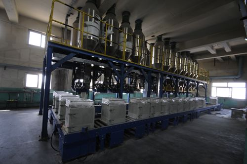 Full automatic feeding equipment 1