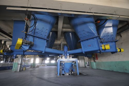 Full automatic feeding equipment