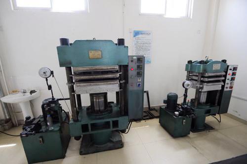 Plate curing machine