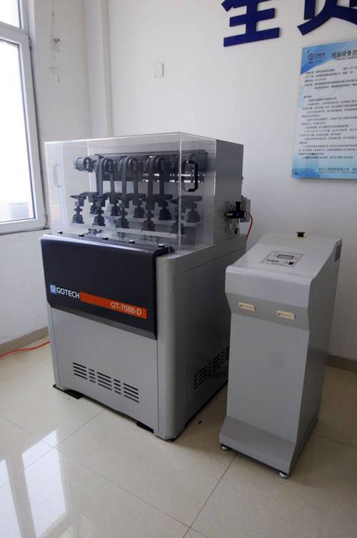 Adhesive tape dynamic fatigue test machine